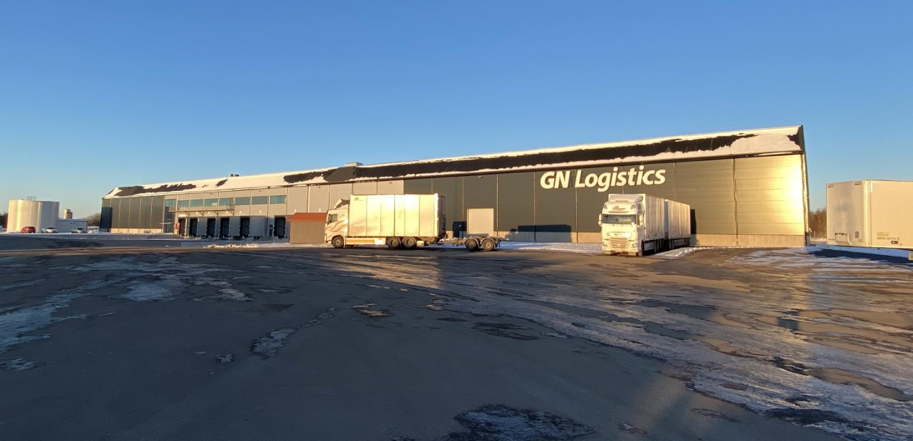 GN logistics picture